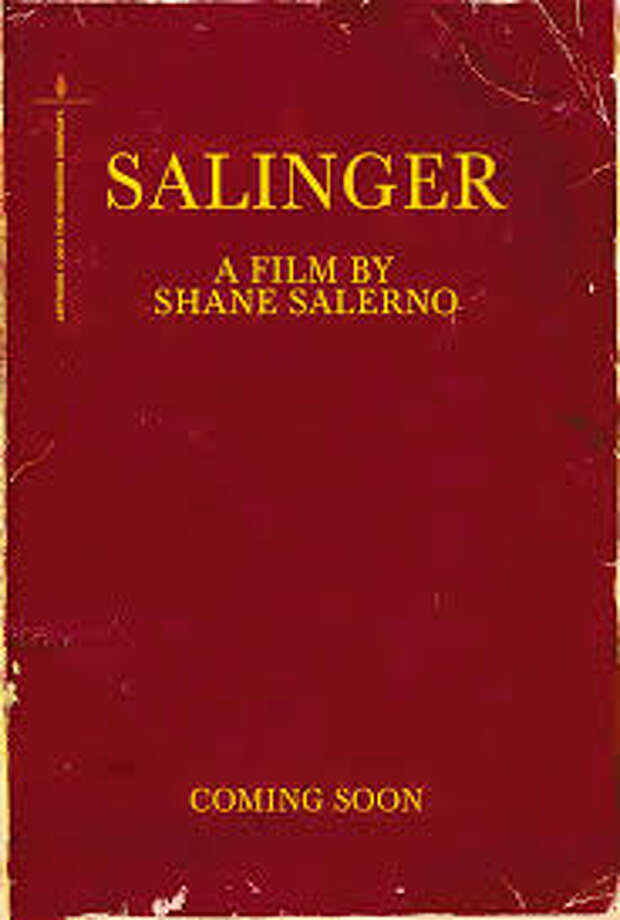 "SALINGER - Sure, recreating ""Catcher in the Rye"" for this documentary's ad is kind of a no brainer, but it works. Perfectly."
