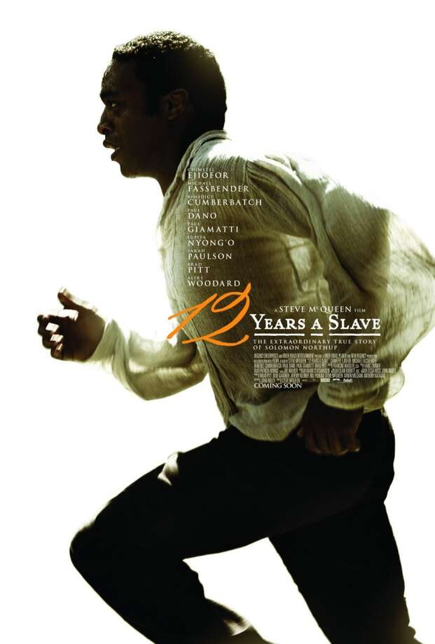 12 YEARS A SLAVE - One of the most iconic images of the year.