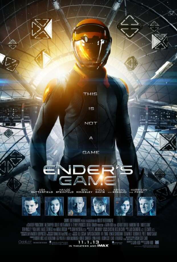 ENDER'S GAME - Hey look, it's the ad for that Daft Punk concert doc!