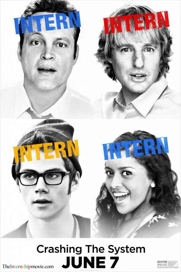 THE INTERNSHIP - We don't care about our own movie.