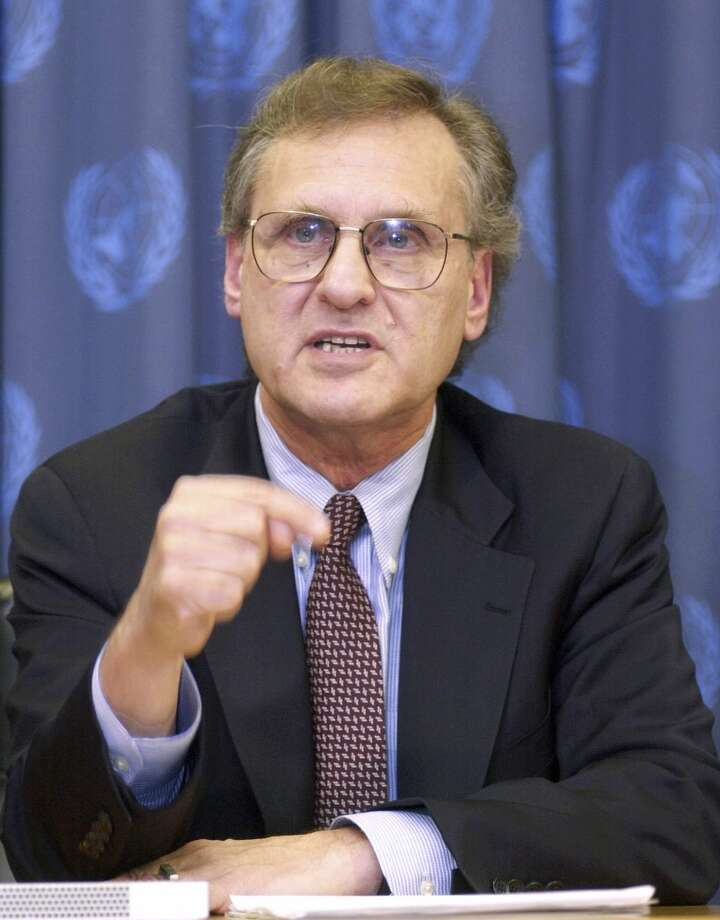 Stephen Lewis, Canadian diplomat Photo: STEPHEN CHERNIN, AP