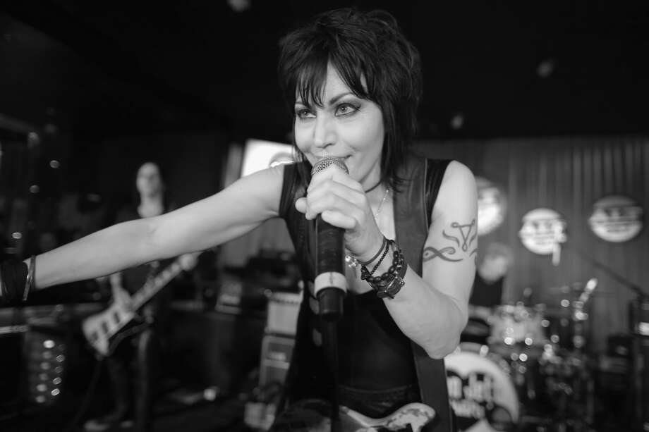 Joan Jett, American rock musician Photo: Christopher Polk, Getty Images For Clear Channel