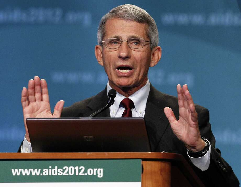 Anthony Fauci of the National Institute of Allergy and Infectious Diseases says evolution is a smart foe. Photo: Carolyn Kaster / Associated Press / AP