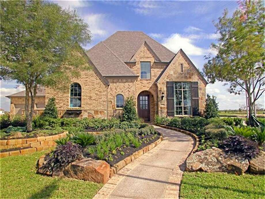 16802 Azure Mist: This 2009 home has 5 bedrooms, 4 full and 2 half bathrooms, and 4,210 square feet. Open house: 12/22/2013, noon to 7 p.m.