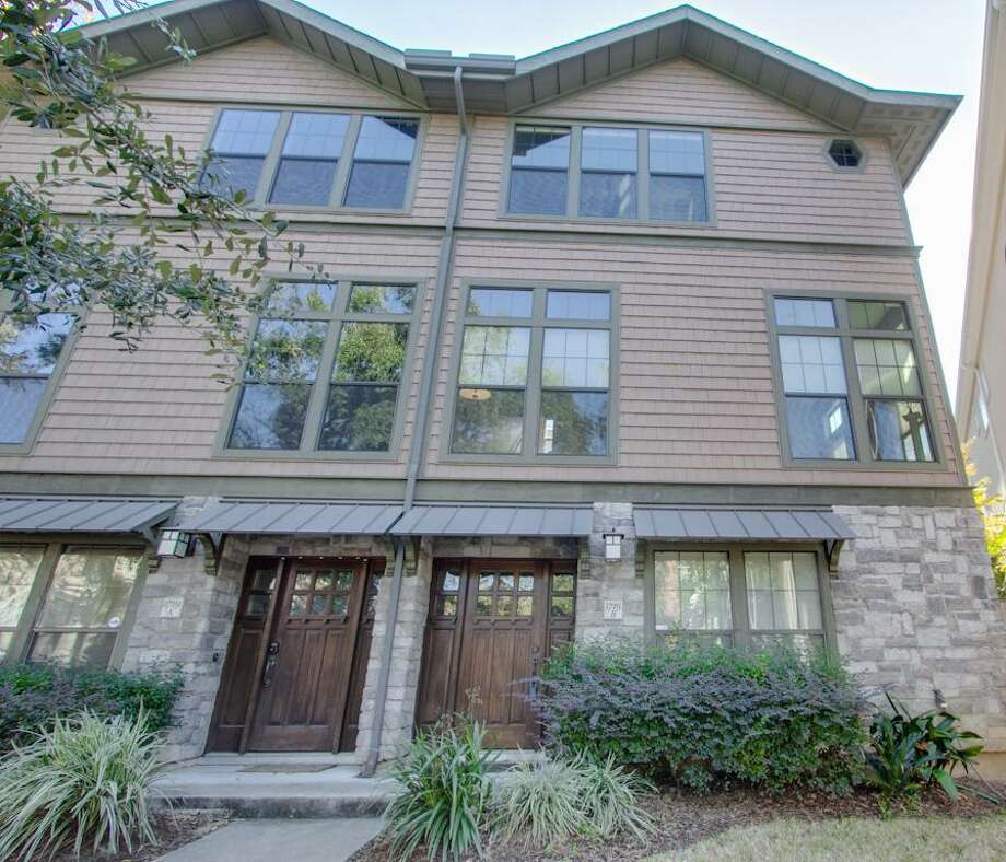 1719 Welch: This 2006 townhome has 3 bedrooms, 3.5 bathrooms, and 2,386 square feet. Open house: 12/22/2013, 2 p.m. to 4 p.m.