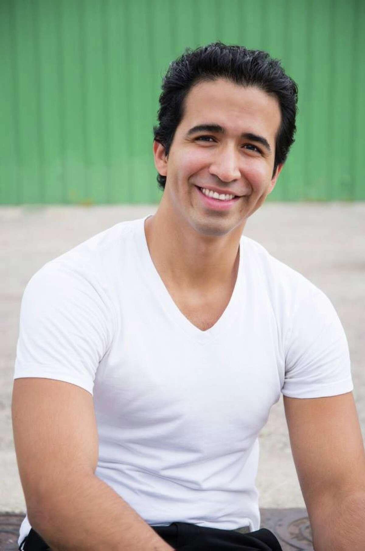 Tenor Rafael Moras is a graduate student in Rice University's Shepherd School of Music.