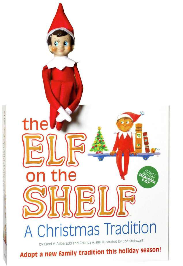 "About 6 million ""The Elf on the Shelf"" books have been sold since 2005. Photo: CCA&B, LLC / CCA&B, LLC"