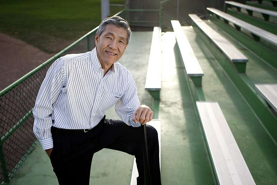 Giants co-owner Will Chang devised a reality TV show to help find a major-league-caliber pitcher in cricket-crazy India. Photo: Michael Short, The Chronicle