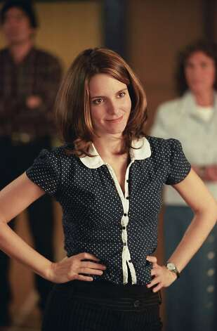 Tina Fey of Mean Girls film she wrote