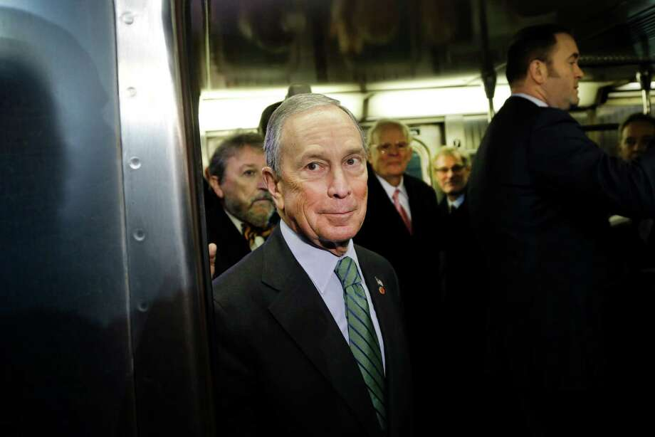 No. 16 - Publishing magnate and former New York mayor Michael Bloomberg ($33 billion) See the complete list at Forbes.com Photo: Mark Lennihan / AP