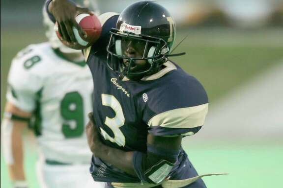 Michael Thomas was a tackle-breaking QB at Nimitz before hitting the big time at Stanford and the NFL.