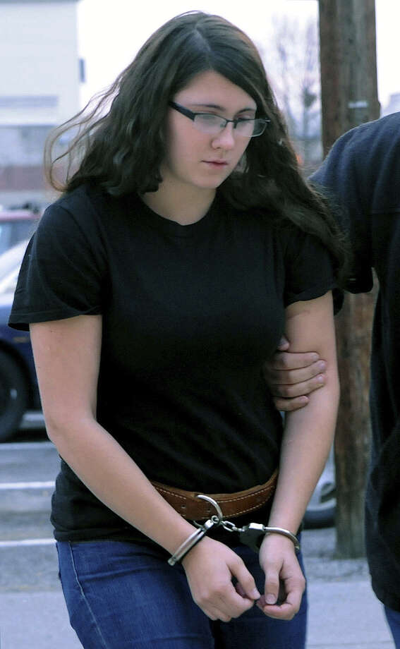 Miranda Barbour claims the killing was in self-defense. Photo: Associated Press File Photo / The News-Item