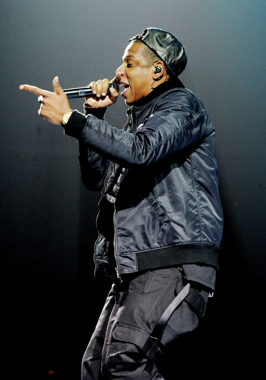 Hip Hop artist Jay Z performs at The Staples Center on Dec. 9, 2013 in Los Angeles.