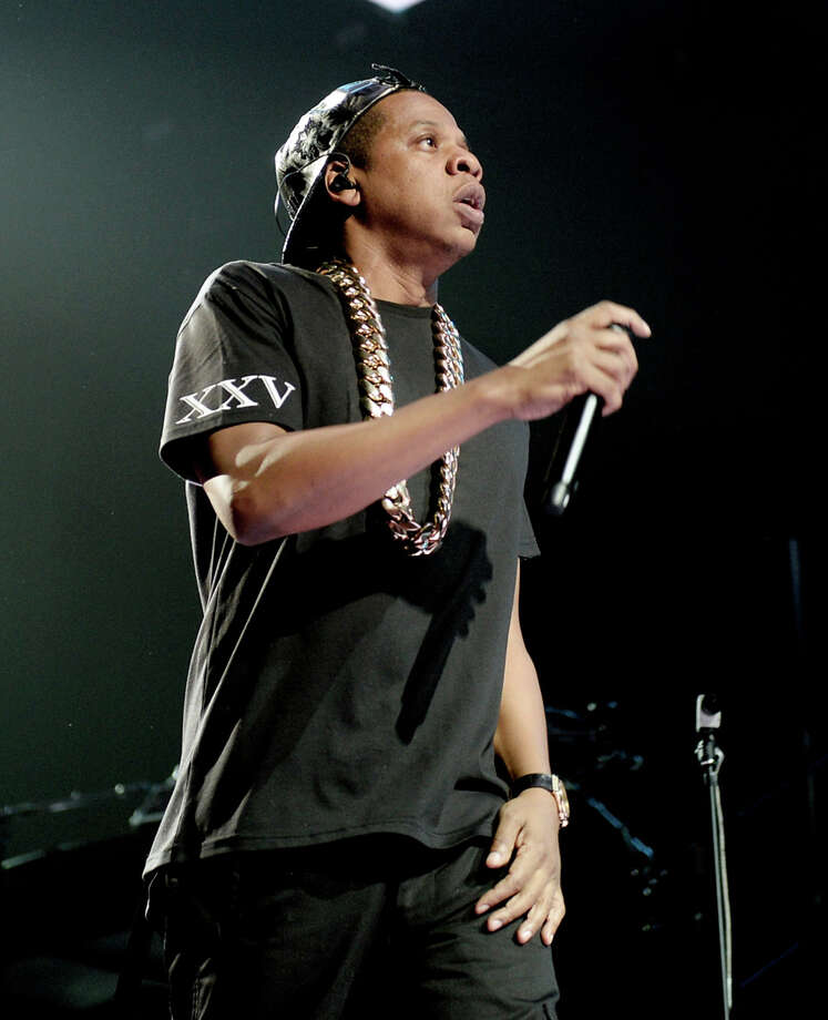 Hip Hop artist Jay Z performs at The Staples Center on Dec. 9, 2013 in Los Angeles. Photo: Kevin Winter, Getty Images / 2013 Getty Images