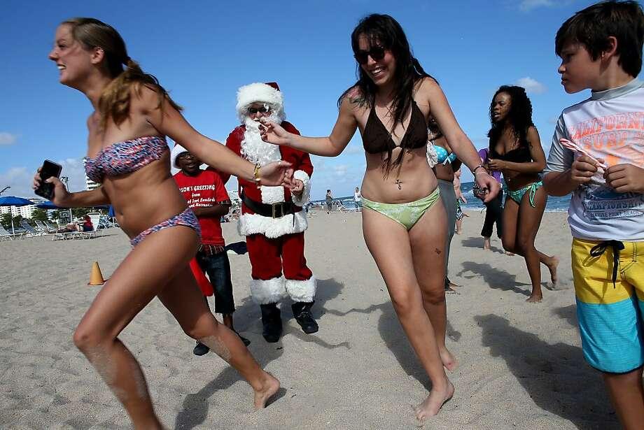 In Fort Lauderdale, Fla. Photo: Joe Raedle, Getty Images