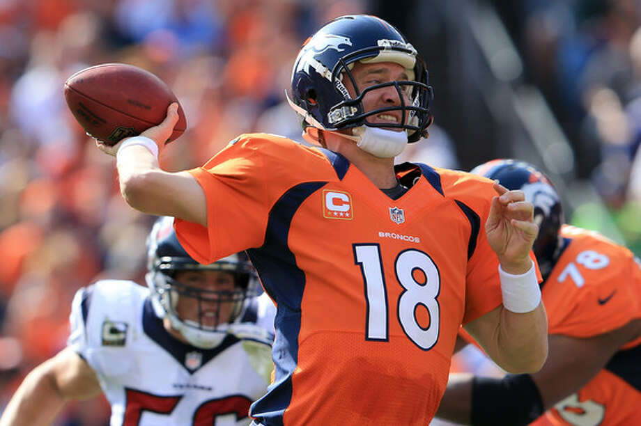 No quarterback has enjoyed more head-to-head success against the Texans than Peyton.