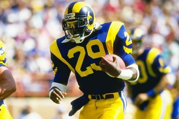 Nearly three decades ago Eric Dickerson stamped some NFL record smashing on Houston.