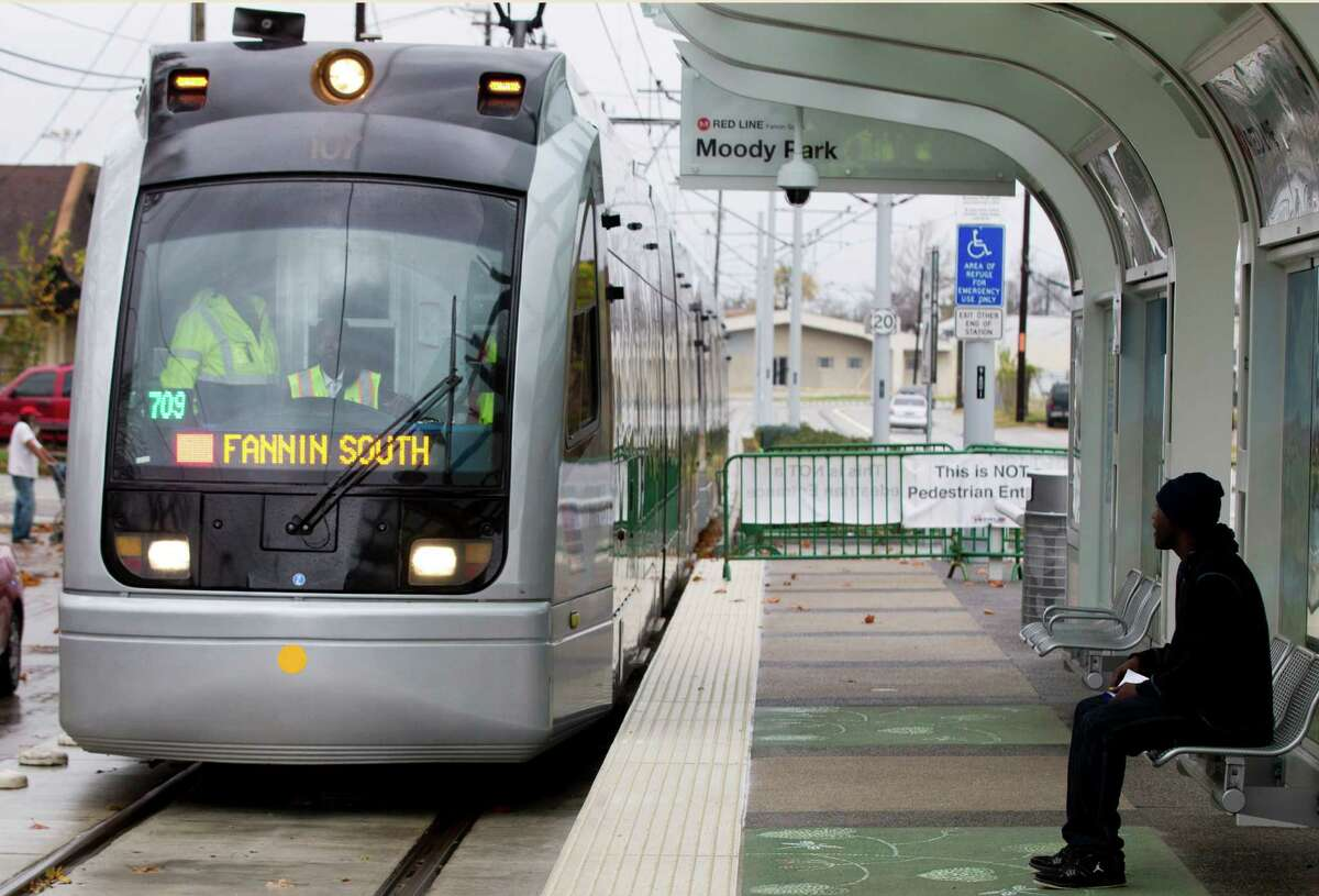To build a light rail to and from the suburbs. It would probably help fix the traffic problem...