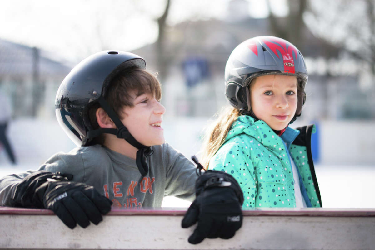 Were you Seen at the Westport Parks and Recreation lessons at the P.A.L Rink?