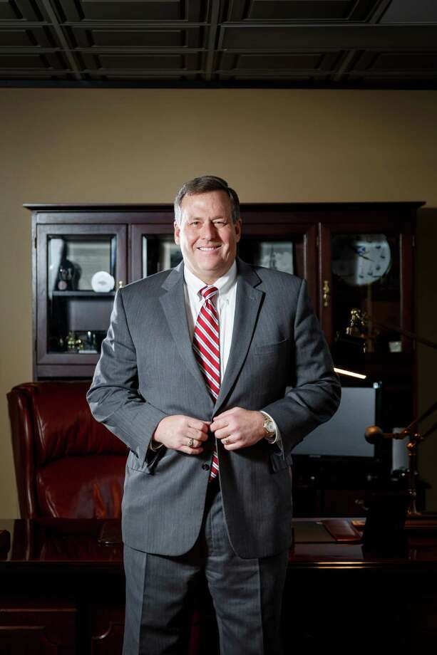 Attorney John Raley worked pro bono for nine years in an effort to use DNA evidence in the Michael Morton case. Photo: Michael Paulsen, Staff / © 2013 Houston Chronicle