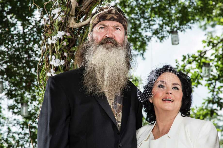 """Duck Dynasty"" -- Miss Kay and Phil Robertson / handout"