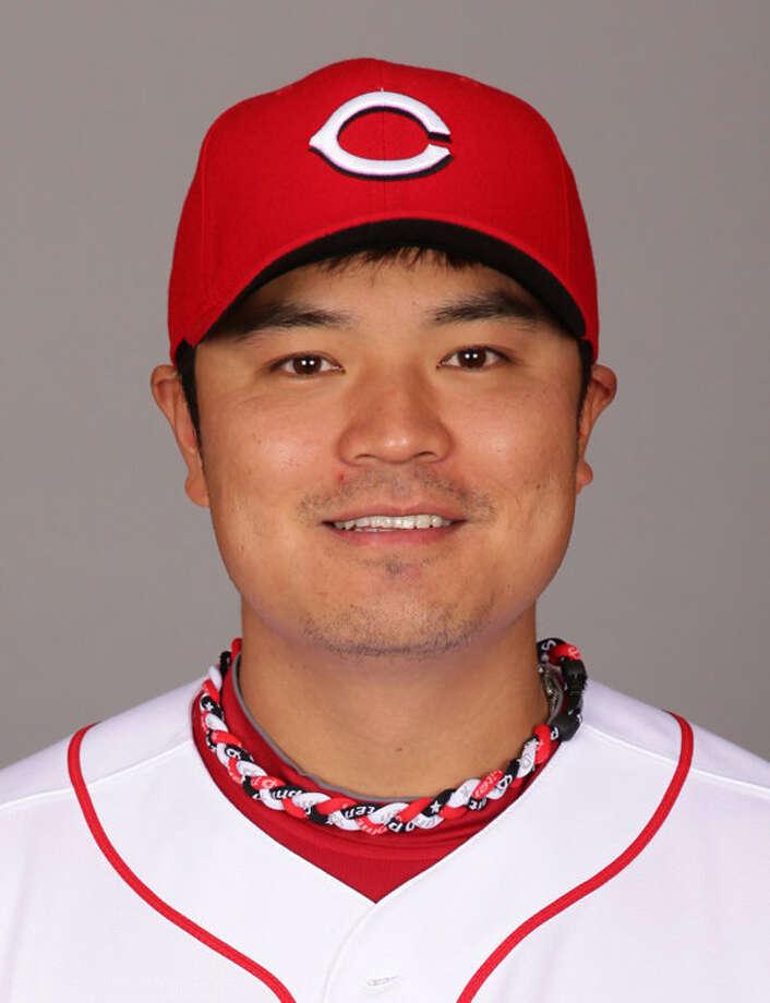 Shin-soo Choo Cincinnati Reds 2013 MLB photo Photo: NA / ONLINE_YES