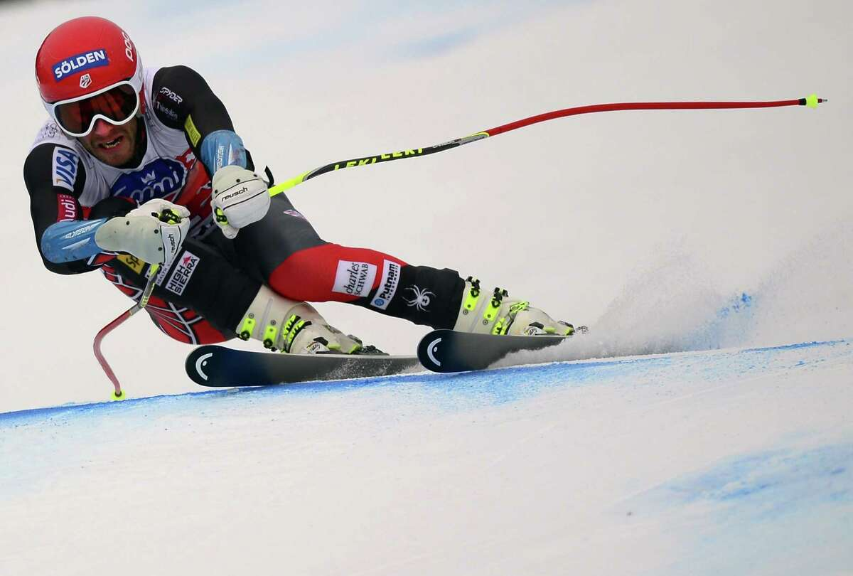 Bode Miller of the US competes during the FIS Alpine World Cup Men's Super-G on December 20, 2013 in Val Gardena. AFP PHOTO / OLIVIER MORINOLIVIER MORIN/AFP/Getty Images