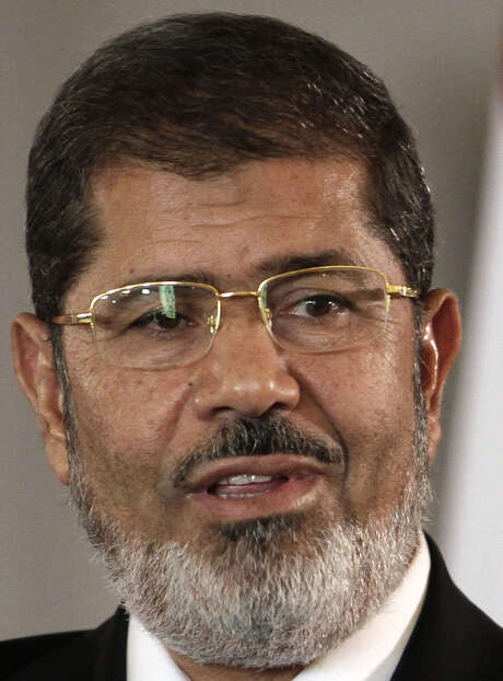 Morsi / AP