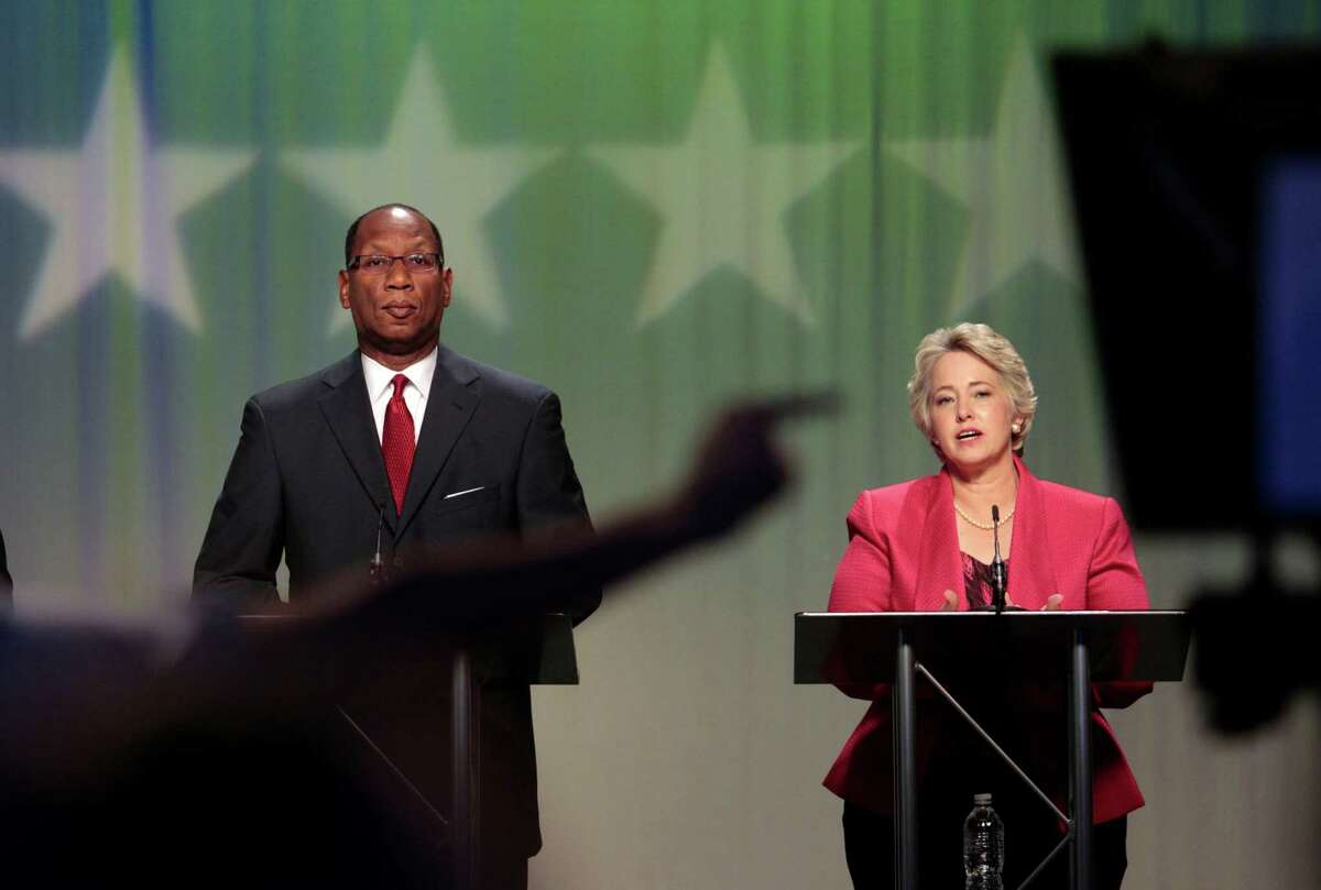 Ben Hall:Hall lost in 2013 to Annise Parker, but the self-funding attorney launched radio advertisements in November ahead of his next mayoral bid.