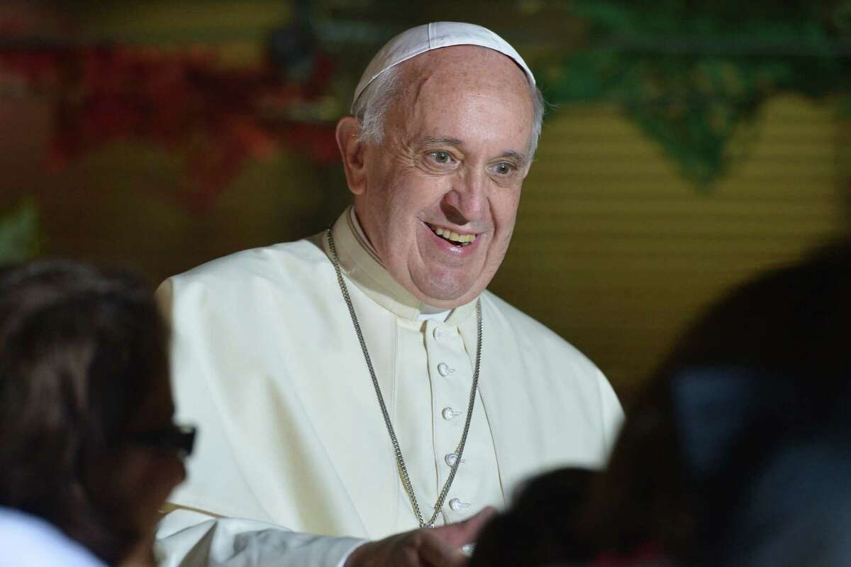 Pope Francis made headlines numerous times this year, whether he spoke about God's acceptance of atheists or sneaked out of the Vatican for secret visits to Rome's homeless, he turned heads in the religious and secular worlds. Pope lays out goals for inclusive church