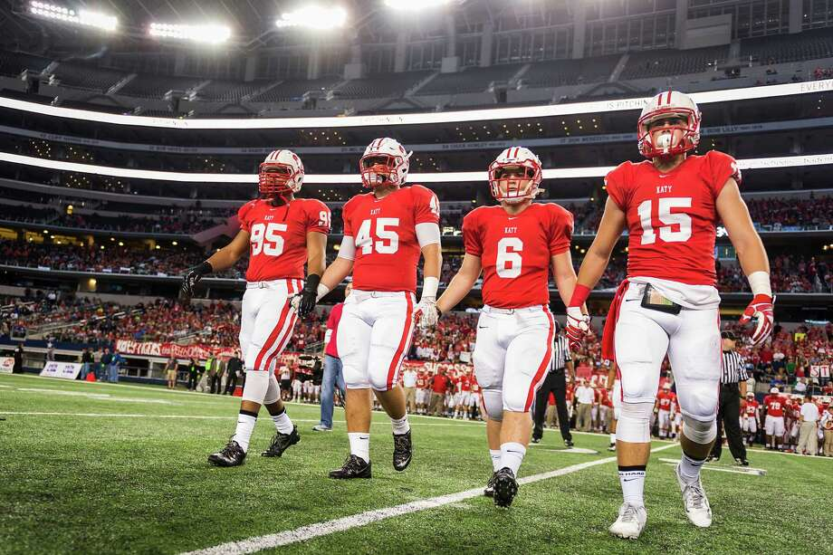 Class 6A:2. Katy (5) 2013 record: 15-1Points: 208Final 2013 regular season poll rank: 3 Photo: Smiley N. Pool, Houston Chronicle / © 2013  Houston Chronicle