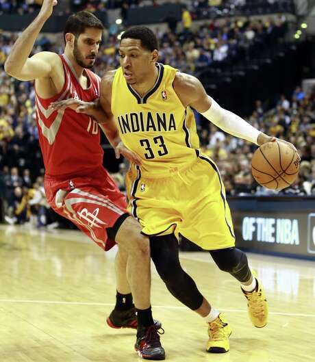 Danny Granger is back on the court, providing the Pacers even more firepower. Photo: R Brent Smith / Associated Press / FR171017 AP