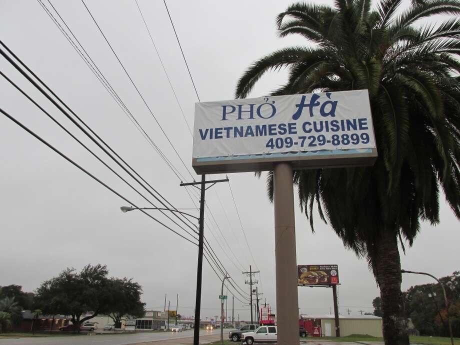 The new Pho Ha on Nederland Avenue. Photo: Cat5