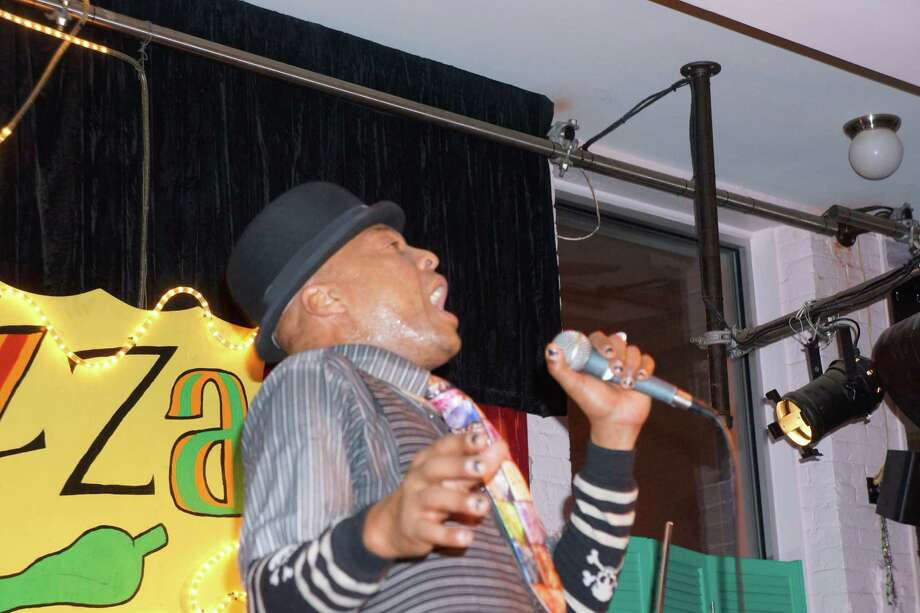 Were you SEEN at, influential reggae-punk pioneer, Dr. Madd Vibe's(lead singer/sax of Fishbone) solo performance Saturday night in Bridgeport at Two Boots? Rebel Matic, a hardcore rock outfit from New York, and Prop Anon(Propaganda Anonymous), a Irish rapper from the Bronx, were the opening acts.