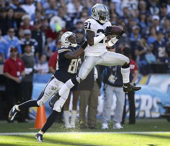 San Diego Chargers Cornerbacks: Raiders Of Old Lose With Penalties, Mistakes