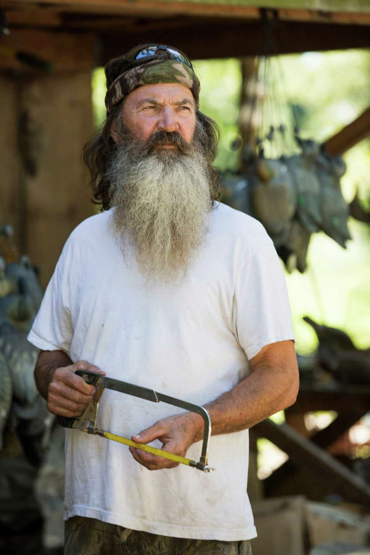 We get it: Phil Robertson's place on this list is debatable. The 'Duck Dynasty' star started 2013 off right with his hit show, then it all came to a screeching halt in December. That's when Robertson was suspended from 'Dynasty' after making anti-gay and civil rights remarks to GQ magazine. Robertson's suspension has since been lifted and for now, it seems all is right in his world. Keep clicking, though. From affairs to Twitter feuds to getting back into porn, there's no debate about these other stars who probably can't wait to say sayonara to 2013.