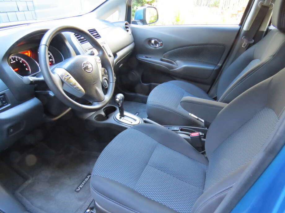 "The Note we drove had the $1,700  ""SL Package,"" which gives you 16-inch alloy wheels (one inch bigger than the standard steel wheels), fog lights, heated front seats, rear view camera, upgraded stereo; for another $800, our Note's ""Technology Package"" brought us navigation, ""streaming audio via Bluetooth,"" Pandora radio and heated side mirrors."