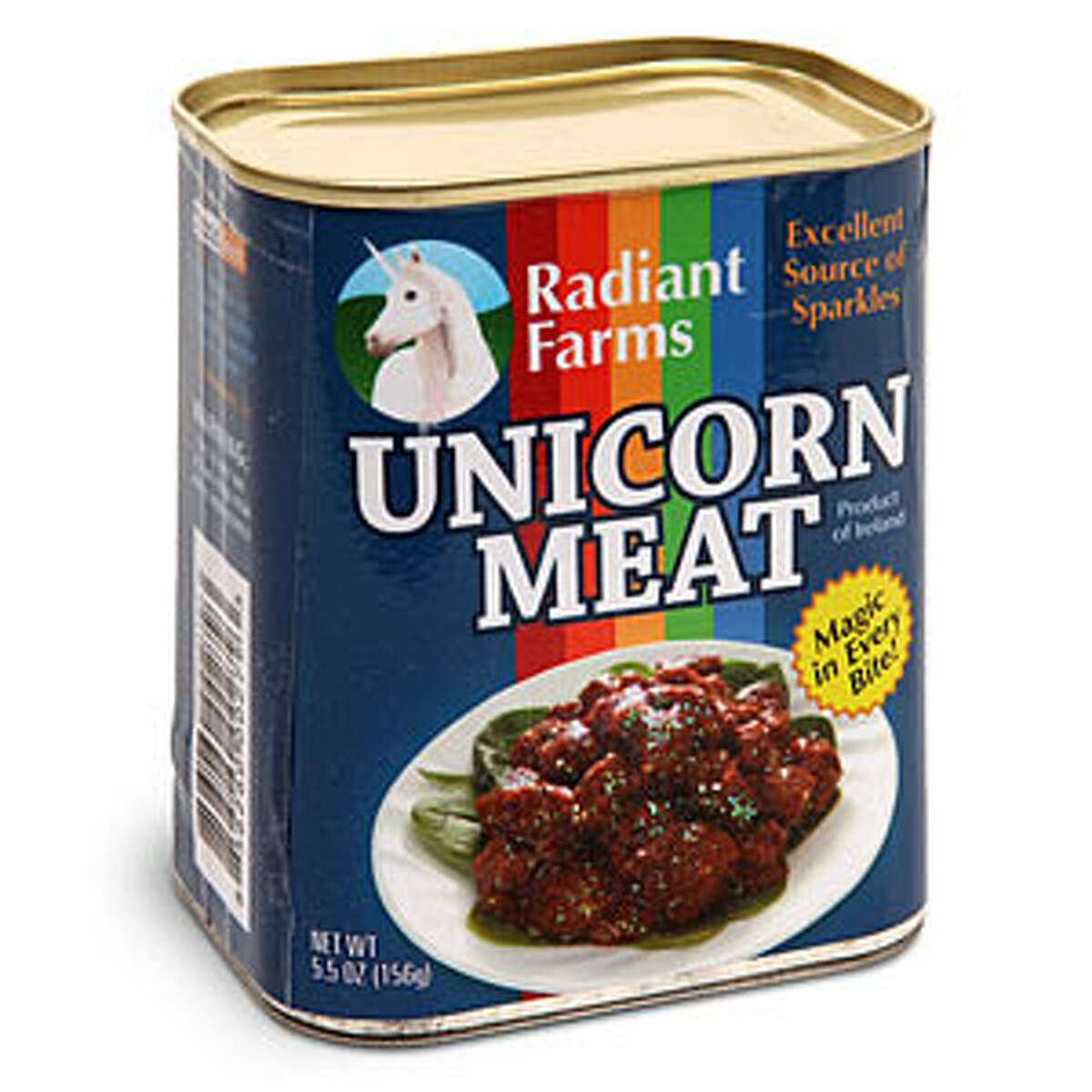 Question: What about unicorns?  Answer: No reports of unicorns yet, but I'm not going to rule it out.