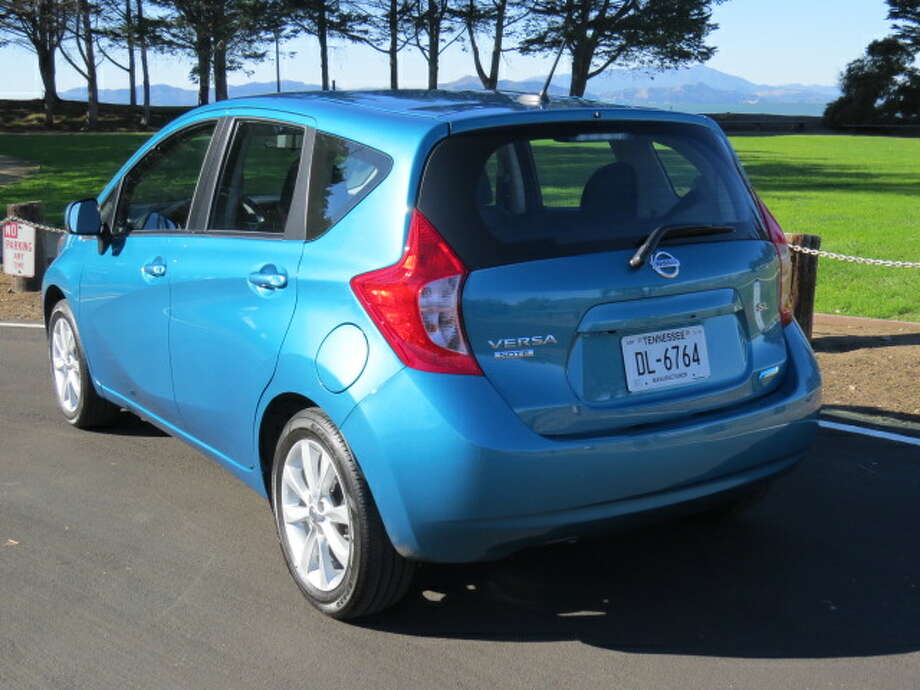 If I had a choice between a new Nissan Versa Note – S or SV or S anything – I'd opt, instead, for a used low-mileage Honda Accord, Toyota Camry, Nissan Altima/Maxima, or any of a slew of other cars like that.