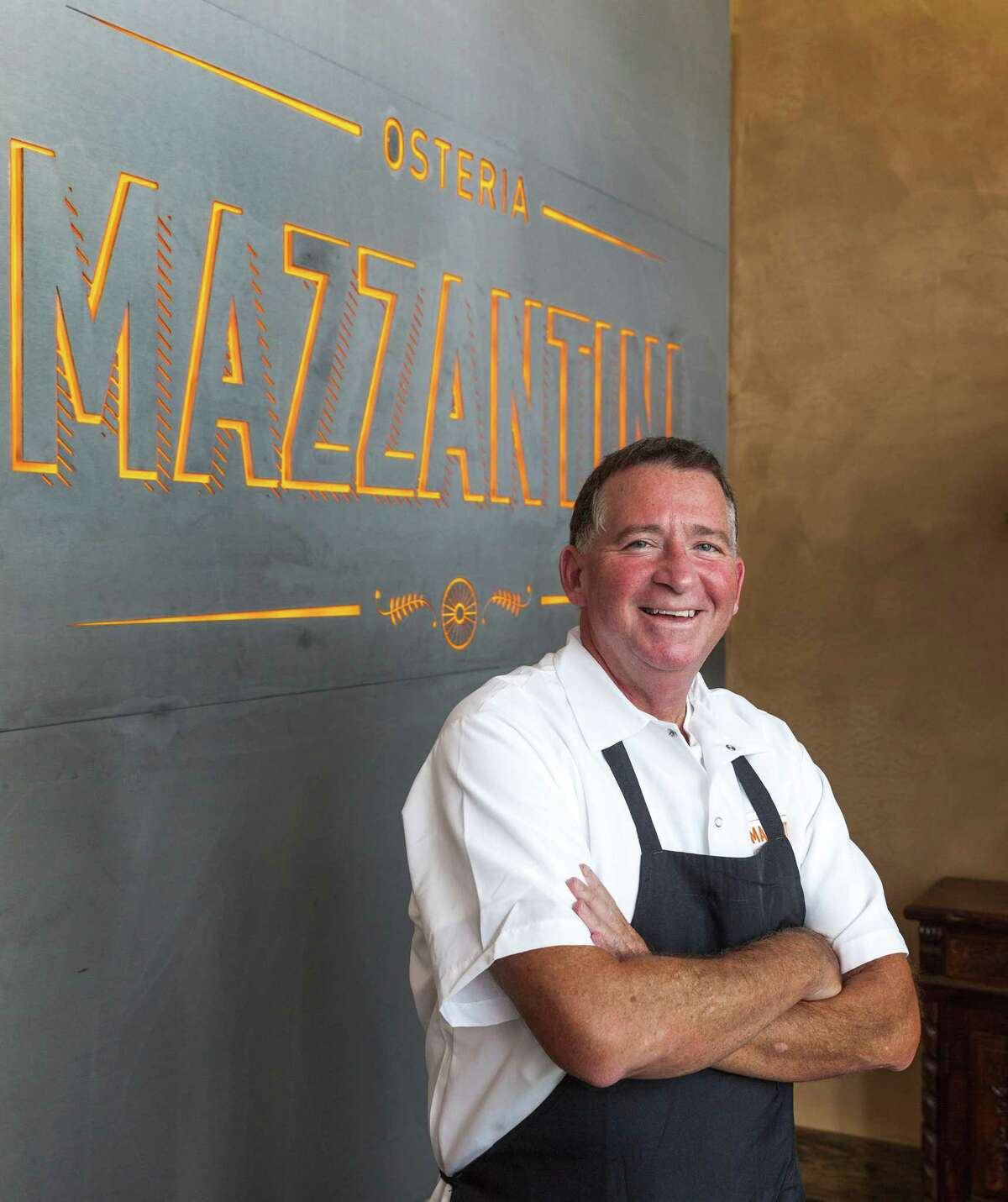 1. Osteria Mazzantini: Chef/owner John Sheely (Craig H. Hartley/For the Chronicle)