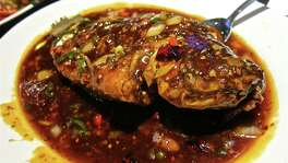 3. Hai Cang: Crispy whole fish Hunan style Alison Cook / Chronicle