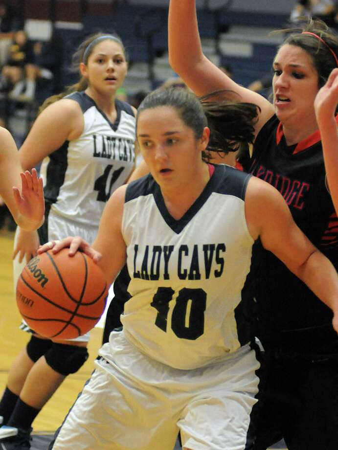 College Park sophomore Katie Gunther is the top newcomer for the Cavaliers this season and is leading the team in scoring. Photo: David Hopper, Freelance / freelance