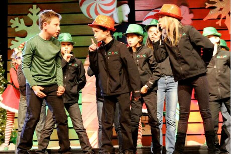 "The Woodlands Christian Academy Lower School Music Department presented the Christmas musical production ""We Three Spies"" on Dec. 20 at Stonebridge Church. Photo: Courtesy Of The Woodlands Christian Academy"
