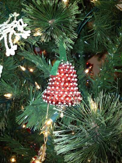 Theresa Tefertiller, Spring: For over 40 years, a special ornament has hung on our Christmas tree.