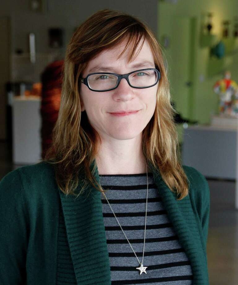 Elizabeth Kozlowski was recently awarded a Masters with Honors in Museum Studies through the School of Human Evolution and Social Change at Arizona State University. Photo: Courtesy Of The Houston Center For Contemporary Craft