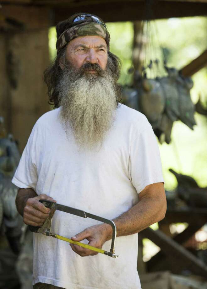 "Soon, feathers will be ruffled by someone other than ""Duck Dynasty"" patriarch Phil Robertson. Photo: Zach Dilgard, Associated Press / A&E"