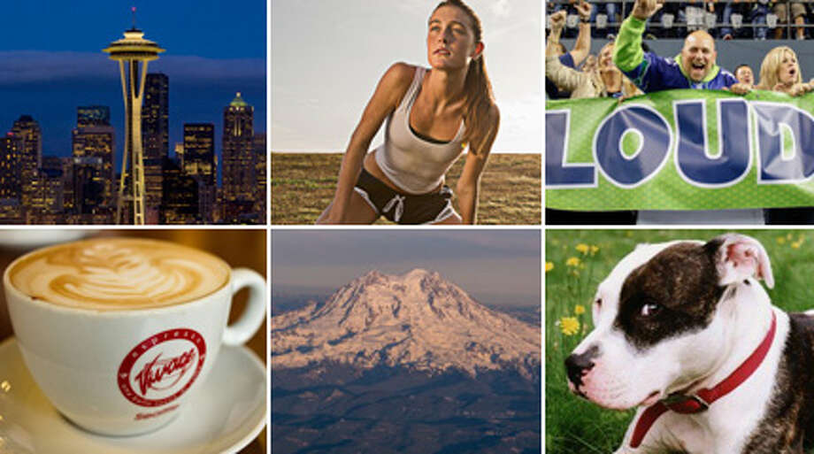 When it came to national lists in 2013, Seattle scored high for its economy and health, and low for friendliness and sunshine. Here's a look.
