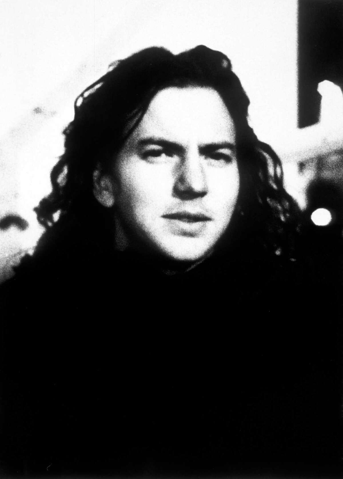 1990: Vedder, pictured as all this started.
