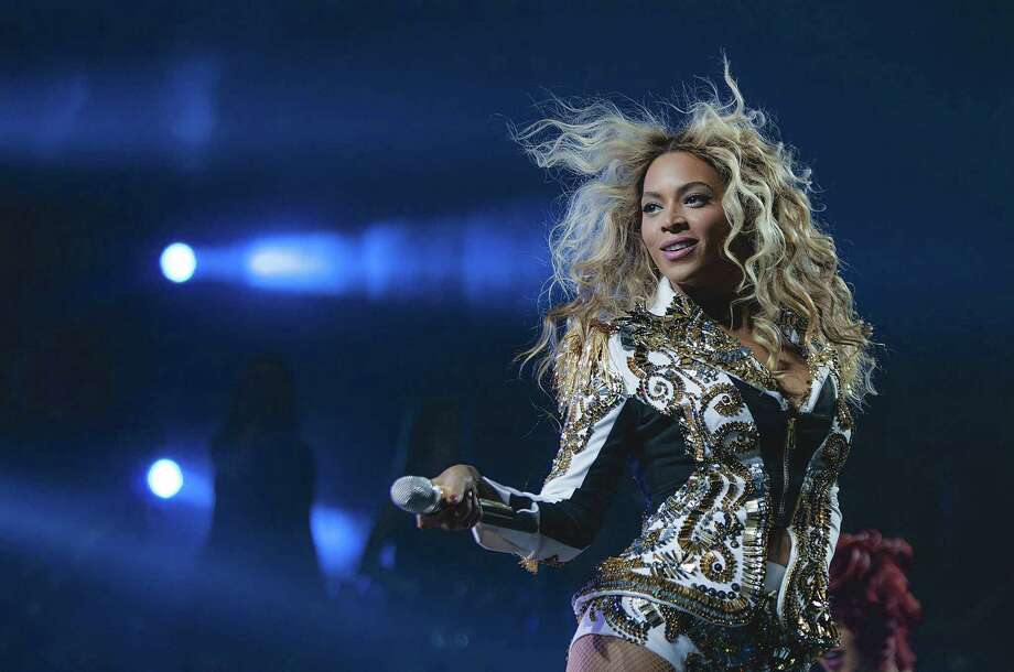 Beyoncé has produced a cohesive work of art with her self-titled fifth album. Photo: Rob Hoffman / Associated Press / Invision