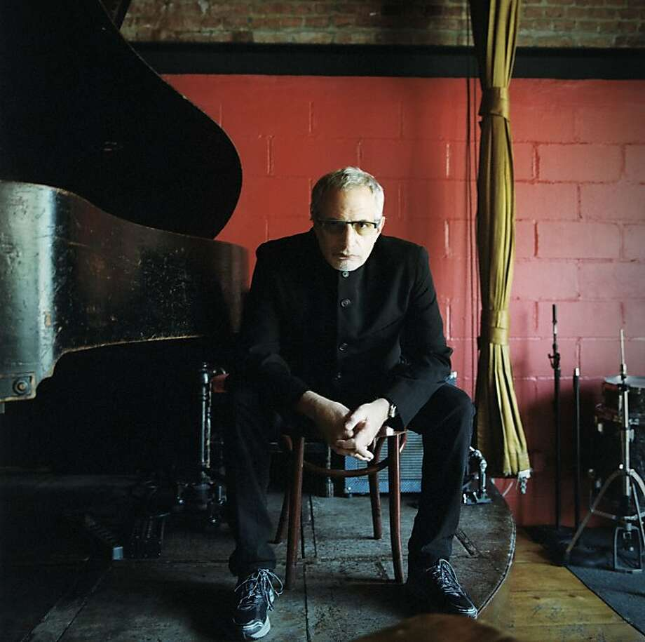 Donald Fagen of Steely Dan was a fan of jazz radio, not rock 'n' roll, when he was growing up. Photo: Danny Clinch